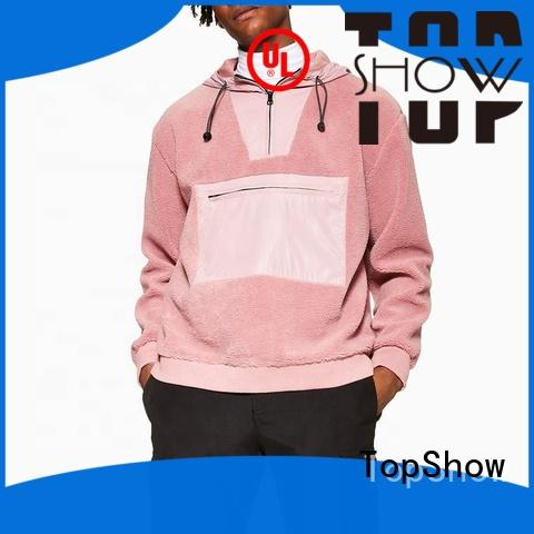 TopShow custom clothing supply for ladies
