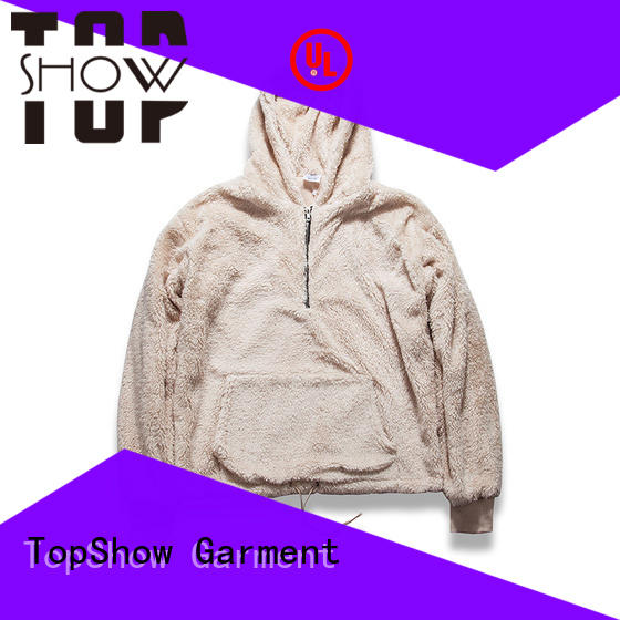 Custom trendy hoodies for guys Supply for cosmetics