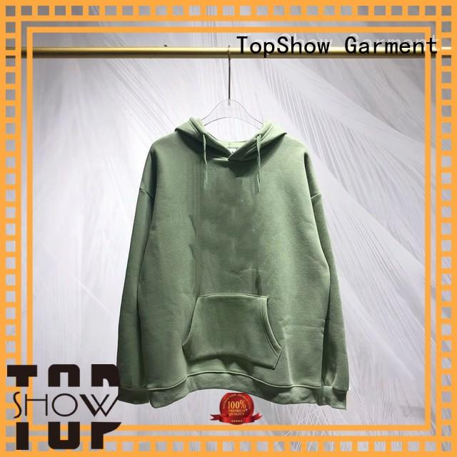 TopShow women custom clothing manufacturers from China
