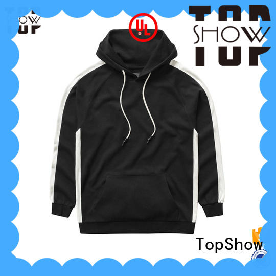 TopShow new lined hoodies for guys manufacturers with good price