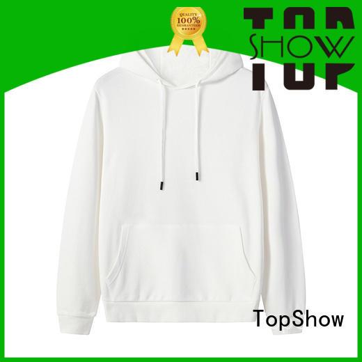 TopShow custom clothing producer street wear